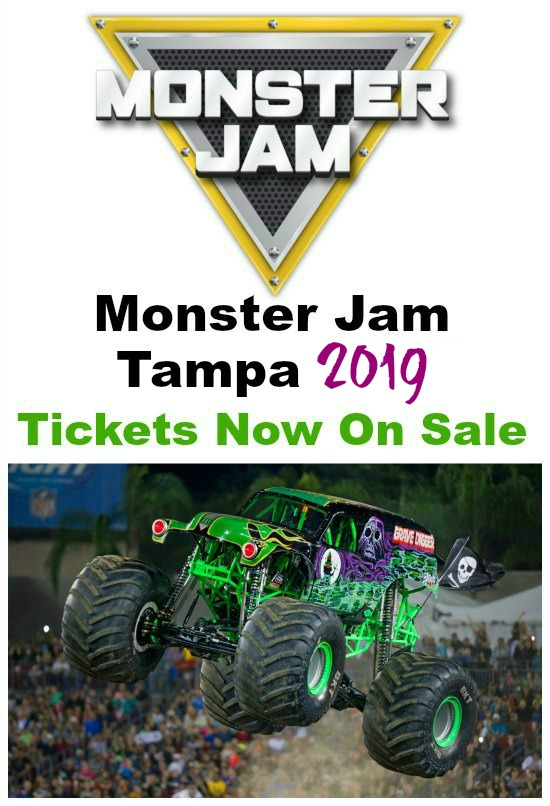 Monster Jam Tampa Tickets