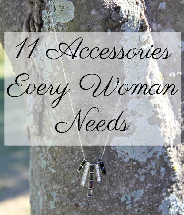Accessories Every Woman Needs on Food Wine Sunshine