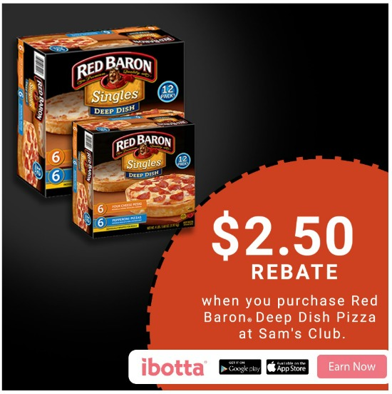 Save Dinner, Time, and Money at Sam's Club with Red Baron - Food Wine Sunshine
