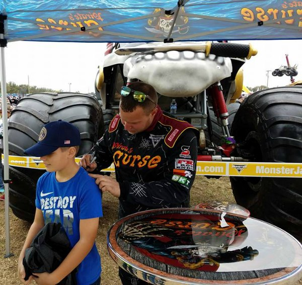 Monster Jam Tips for families