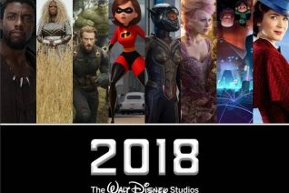 2018 Walt Disney Studios Movies - Food Wine Sunshine