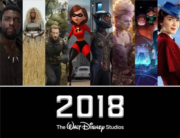 2018 Walt Disney Studios Movies - Food Wine Sunshine
