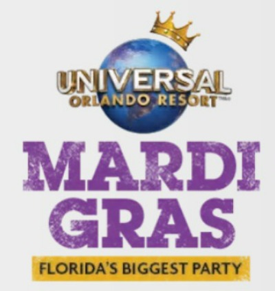 Universal Orlando Mardi Gras 2018 - Food Wine Sunshine