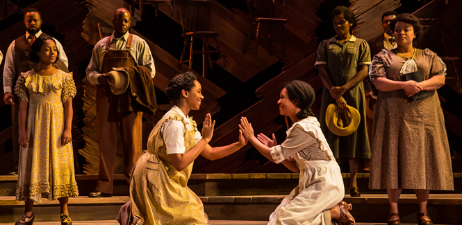 Straz Center The Color Purple Musical Review