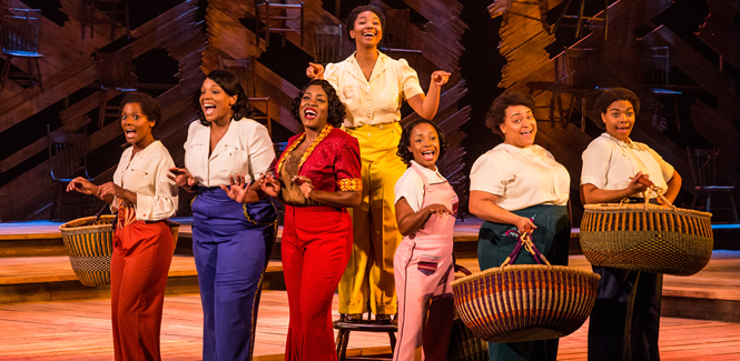 The Color Purple Musical Review