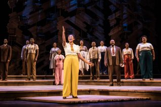 The Color Purple Review Straz Center Tampa