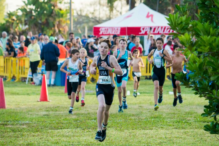 Tampa Bay Kids Triathlon details
