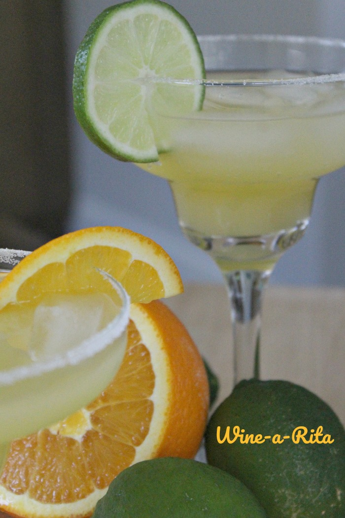Delicious Margarita Cocktail
