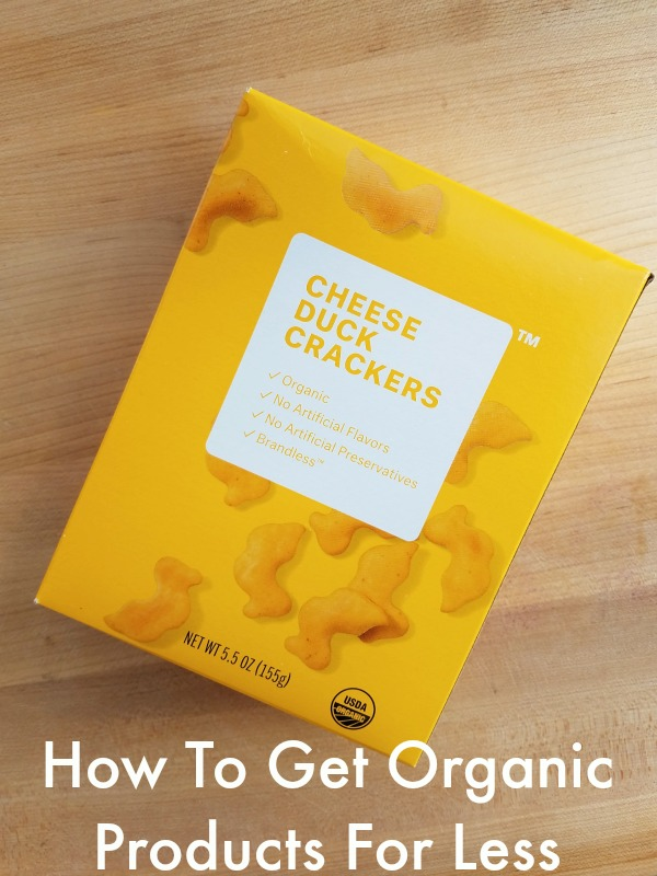 How To Get Organic Products For Less