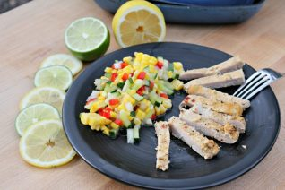 Grilled Pork Chops With Easy Citrus Marinade