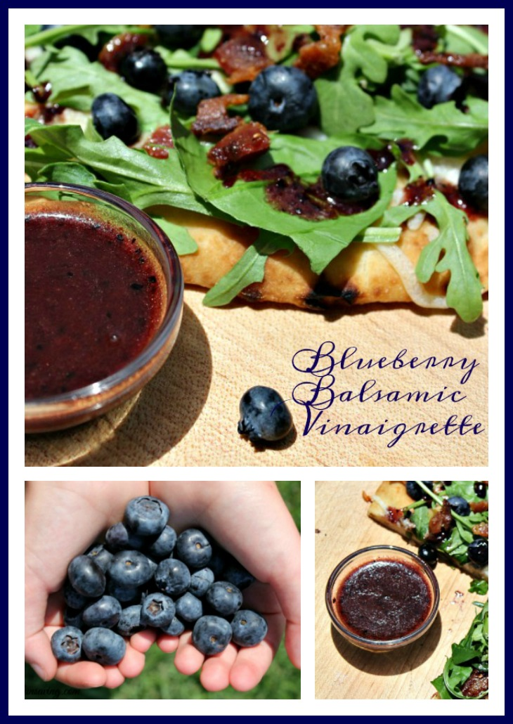 Best Blueberry Balsamic Vinaigrette
