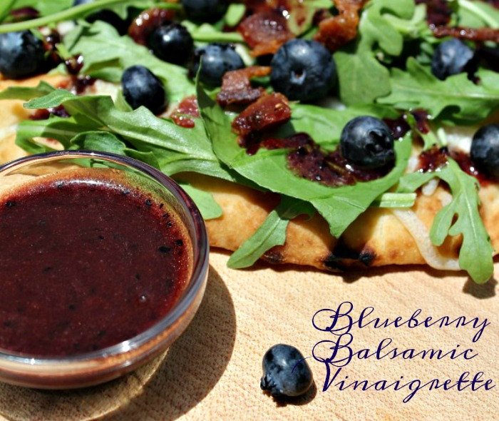 Blueberry Balsamic Vinaigrette