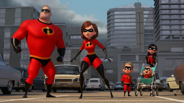 Disney Incredibles 2 Movie Review