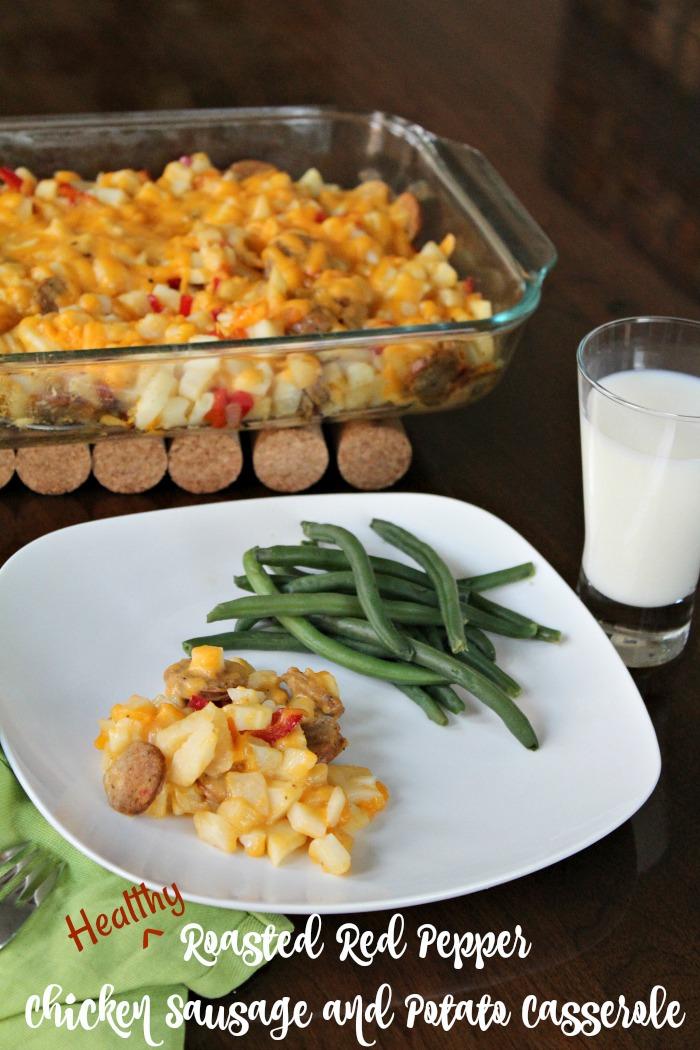 Sausage and Potato Casserole