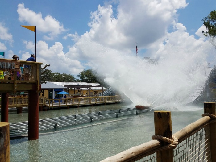 Roaring Springs Ride at Zoo Tampa info