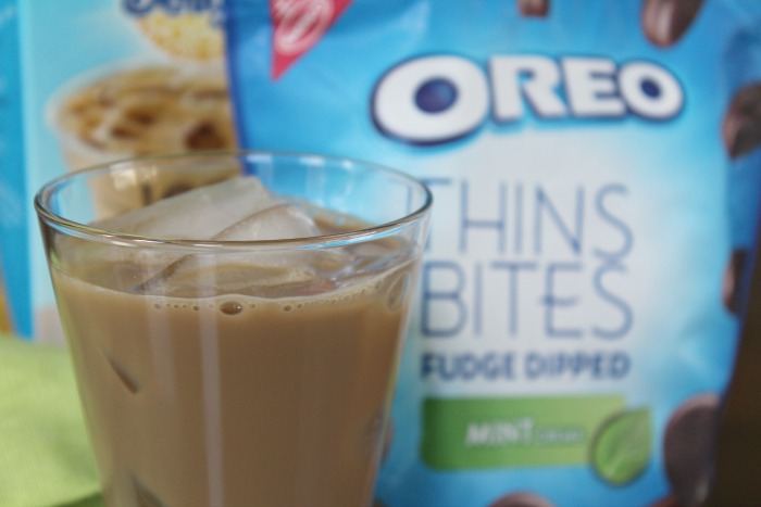 OREO and International Delight Iced Coffee ibotta Offer