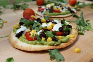 Veggie Mexican Tortilla Crisp