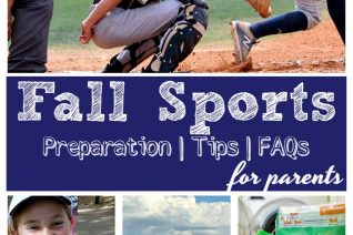 Fall Sports Preparation Tips For Parents