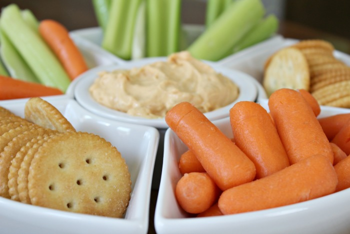 Spicy & Sweet Mustard Dip