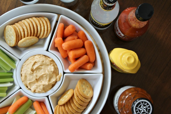 Easy Appetizer Sweet & Spicy Mustard Dip