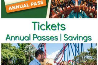 Busch Gardens Tampa Tickets