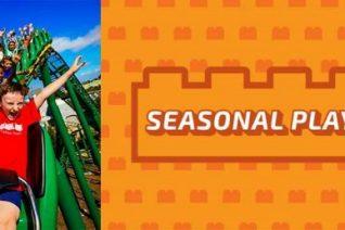Legoland Seasonal Play Pass