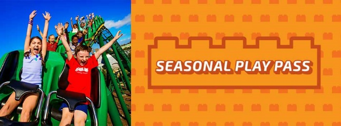 Legoland Seasonal Play Pass