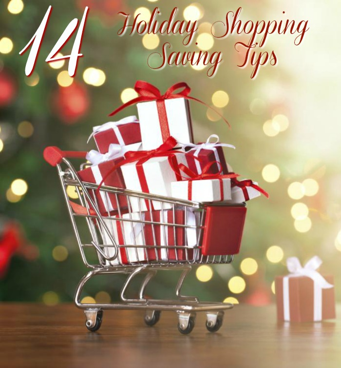Holiday Shopping Saving Tips