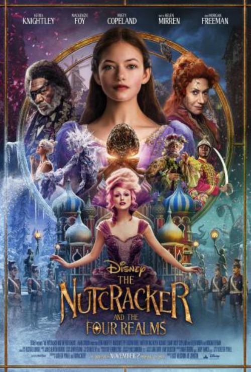 The Nutcracker and the Four Realms Review