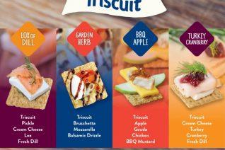 Triscuit Appetizer Ideas