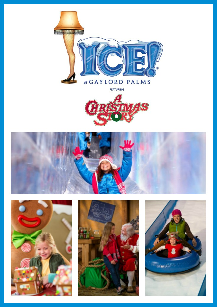 Gaylord Palms Christmas Event Information