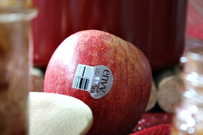 Warm Cinnamon Apple Topping