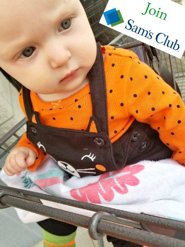 Sam's Club Membership Info