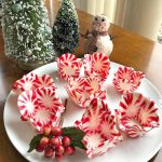 Peppermint Candy Cups