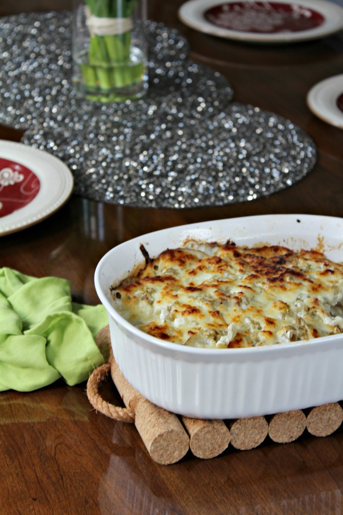 Delicious Potatoes au Gratin