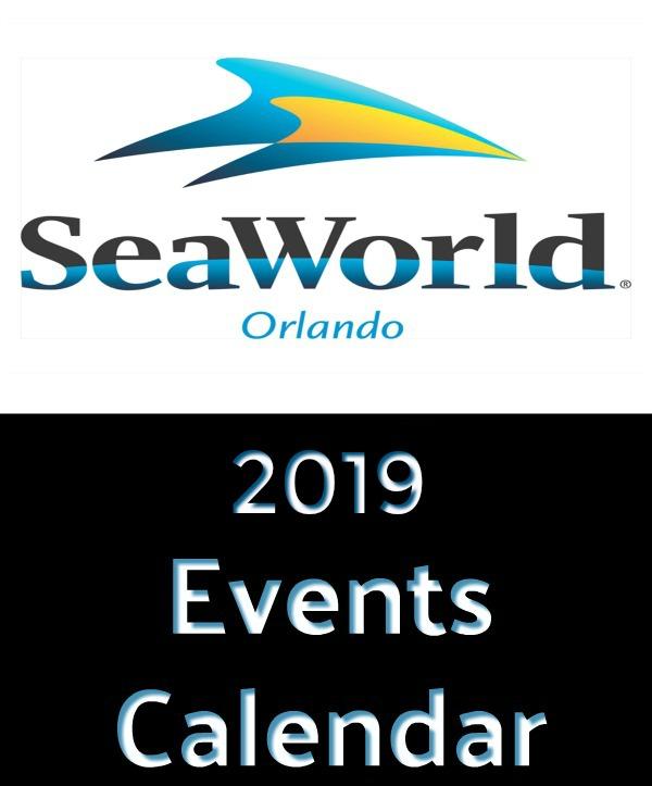 Seaworld Orlando Calendar Of Events