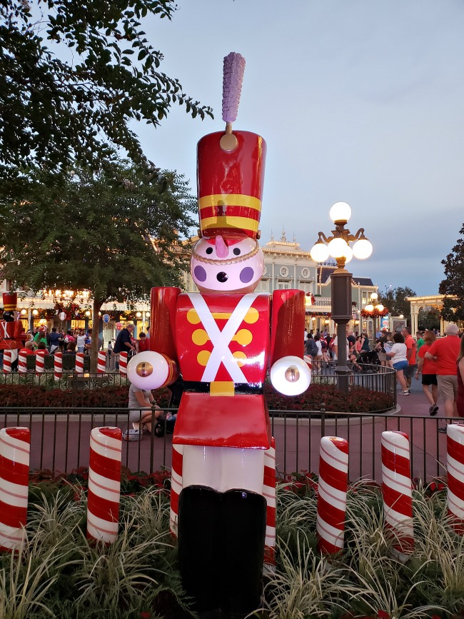 Holiday Activities at Walt Disney World
