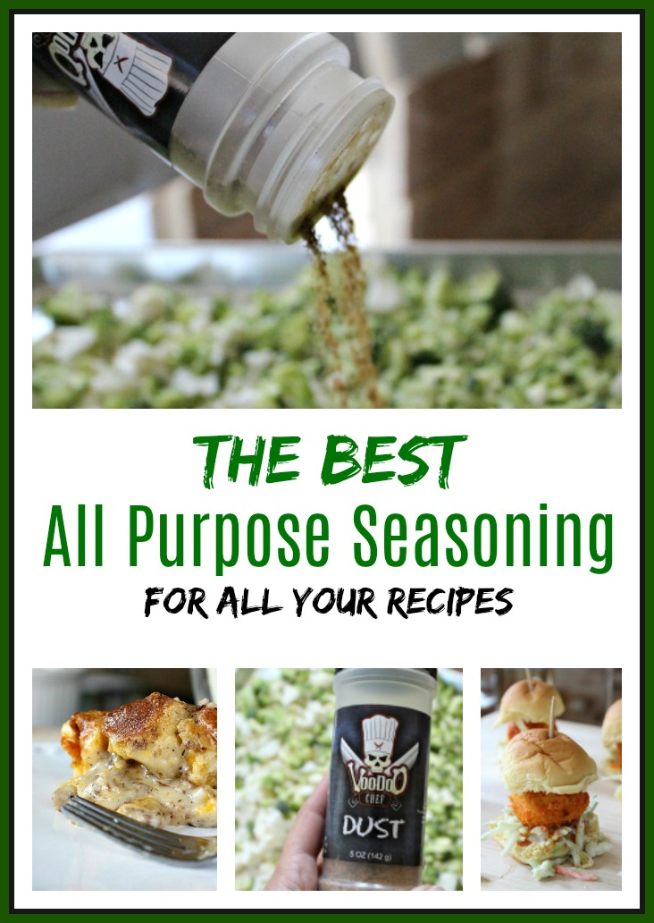 Best All Purpose Seasoning for all recipes
