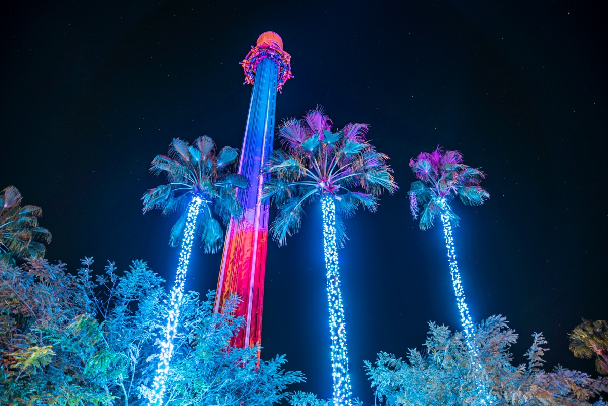 Busch Gardens Calendar of Events Busch Gardens takes Christmas cheer to new heights on Florida's best thrill rides.