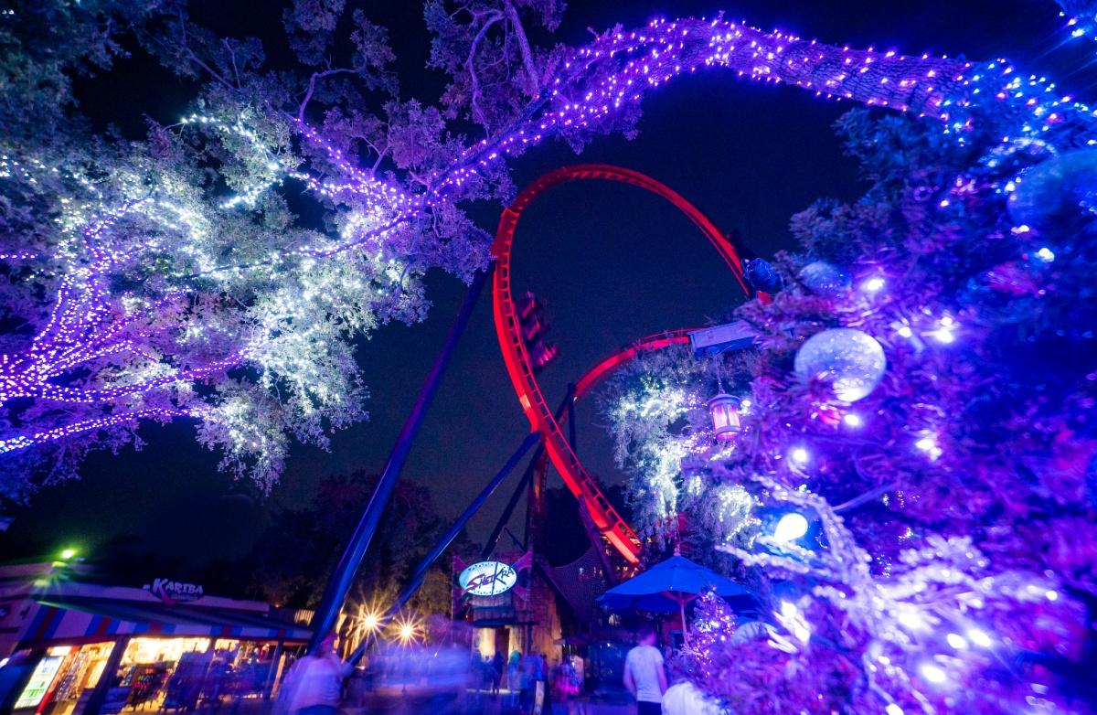 Busch Gardens Calendar of Events Christmas Town returns to Busch Gardens Tampa Bay