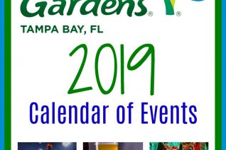 Busch Gardens Calendar of Events