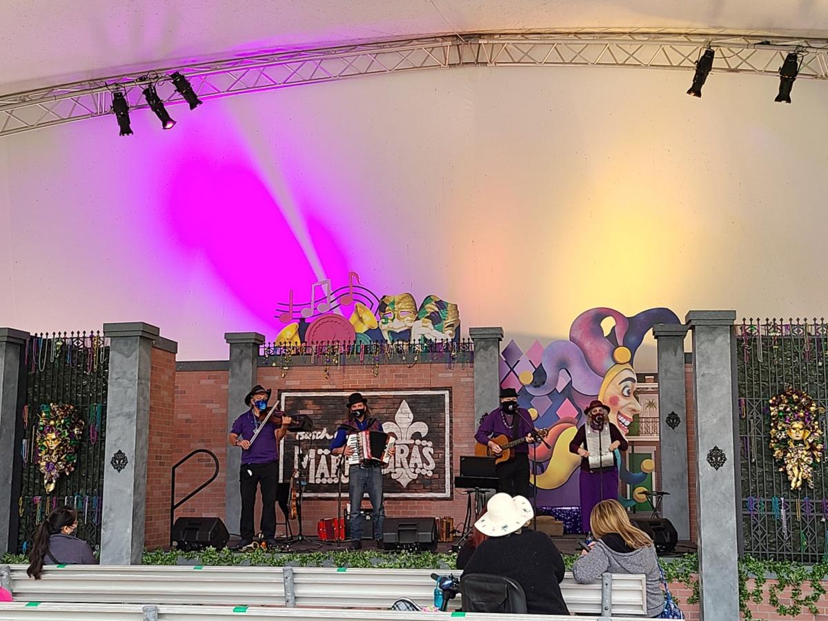 Busch Gardens Calendar Of Events Mardi Gras Entertainment