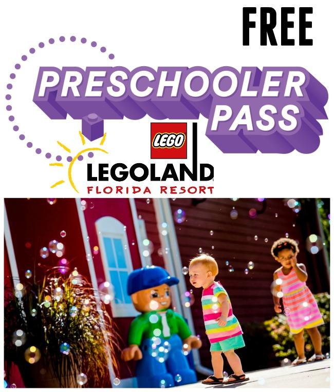 LEGOLAND Preschooler Pass