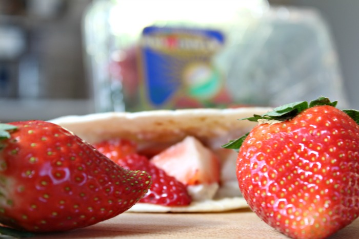 Best Strawberry Breakfast Tacos