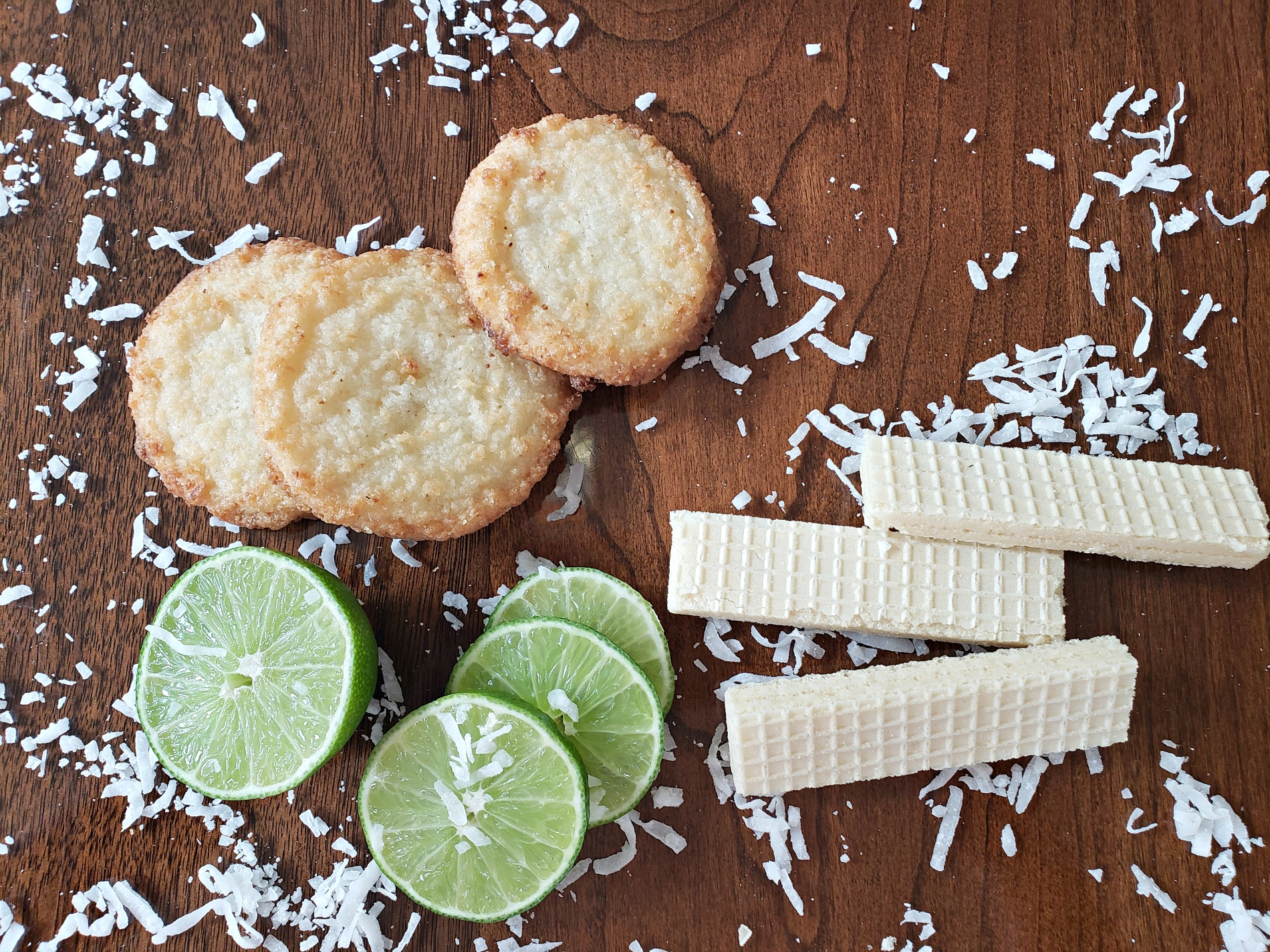Voortman Bakery Key Lime Wafers