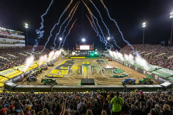 Monster Jam World Finals Orlando