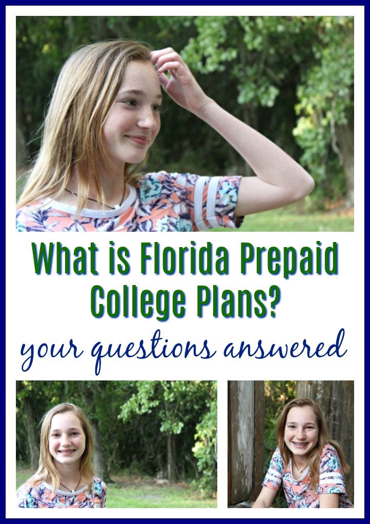 Florida Prepaid College Plans Details