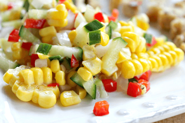 Best Fresh Corn Salad