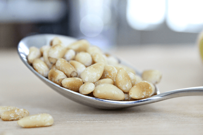 How to toast pine nuts