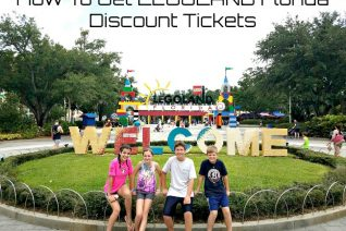 LEGOLAND Florida Discount Tickets